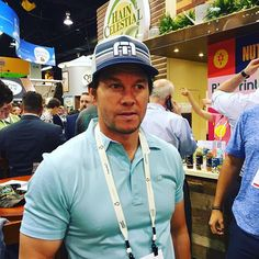 It was great meeting Mark Wahlberg at the Hain Celestial Booth (2736). Stay tuned for Performance Inspired #wholefoodsmag #expowest2016