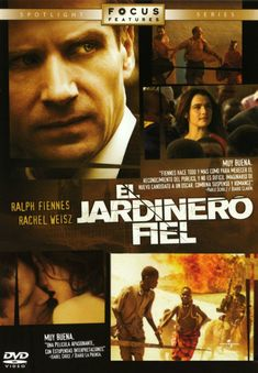 El jardinero fiel (2005) Reino Unido. Dir: Fernando Meirelles. Suspense. Drama. Romance. Cine social - DVD CINE 972 e DVD CINE 1442-I
