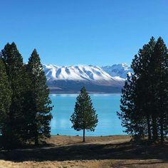 Lake Pukaki, The South Island, New Zealand