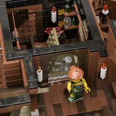 LEGO IDEAS - - The Pirate Bay Pirate Lego, Lego Ship, Amazing Lego Creations, Tiki Lounge, Legos, Product Ideas, Lego Ideas, Warriors, Castle