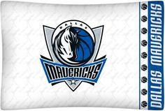 Dallas Mavericks Pillow Case