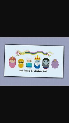 Adventure Time 8bits