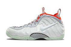 """Nike Officially Unveils its Air Yeezy 2-Inspired """"Pure Platinum"""" Foamposite Pro"""