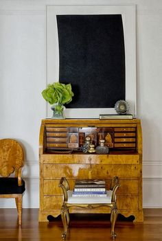 """~modern art + antique pieces of functional/art + botanical touch....big style points + """"ahhh"""" moments!"""