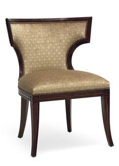Birchfield Side Chair (#1047-S) by Dessin Fournir | Dining Chairs | Dessin Fournir Companies