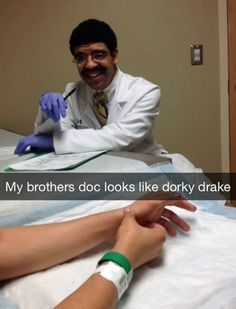 Dr. Drake In The House