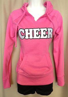 Cheer V-Cutout Sweatshirt - Cheer Apparel by Empire Cheer, $30.00 #cheer #cheerleading #cheerapparel