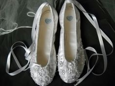 1d69d8cfdc3 Kahli bridal ballet shoes