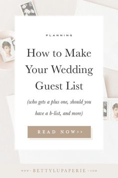 For help with wedding planning, take a look at these wedding guest list tips. It's the perfect way to get your wedding organized, and prepare for ordering wedding invitations and wedding stationery. Wedding Invitation Wording Examples, Wedding Wording, Wedding Invitation Etiquette, Wedding Planning Timeline, Wedding Etiquette, Classic Wedding Invitations, Wedding Stationery, Wedding Guest List, Wedding Advice