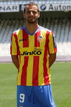 Valencia alternative Champions League kit 2012/13