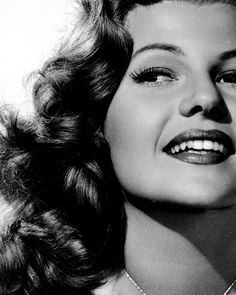 "images of rita hayworth | ... what everybody else wants, you know, to be loved.""-Rita Hayworth"