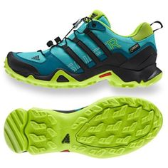 Adidas Terrex Swift GTX Hiking Shoes.