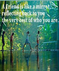 Reflecting-Back-To-You-Friendship Quotes