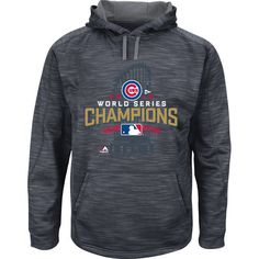 cubs world series hoodie