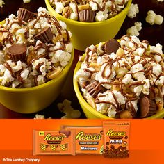 REESE'S® Pep Corn Recipe - Beauty Through Imperfection