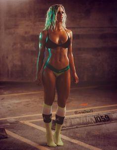 Lauren Drain... badass