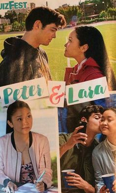 💖 To all the boys i've loved before Lara Jean, Jenny Han Books, I Still Love You, My Love, Love Simon, Movie Couples, Chick Flicks, Movie Wallpapers, Netflix Movies