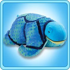 My Pillow Pets Snazzy Sea Turtle Plush, 18 Turtle Plush, Pet Turtle, Panda Stuffed Animal, Cute Seals, Animal Backpacks, Elephant Pillow, Animal Jam, Pillow Pets
