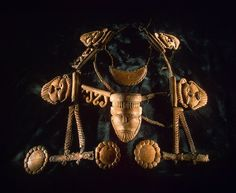 bridle from Altai tomb