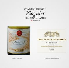 Common names of French Viognier