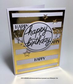 Tin of Cards Project Kit from Stampin' Up!