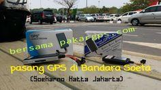 Pasang GPS Pelacak Mobil di Bandara Soeta Jakarta