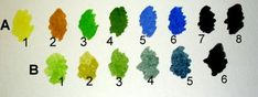 """Painting Trees and Foliage in Watercolour"""" Page 2 of 4  Author: Marvin_Chew, Contributing Editor"""
