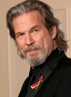 Jeff Bridges - For an older guy, I think he's pretty sexy and he's the Dude!  Score!!!!