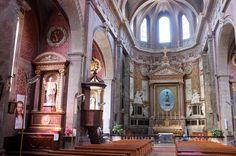 Eglise St-Vincent-de-Paul à Blois  Ancienne église St-Louis des Jésuites (XVIIe s.)