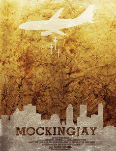 Mockingjay Movie Poster