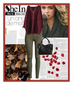 """""""Return to me"""" by fashionista-jaygee ❤ liked on Polyvore featuring H&M, Vince Camuto and Giuseppe Zanotti"""