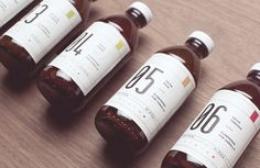 Nice type. #packaging #design #identity #logo #package #product #unique #good #bottle #sauce