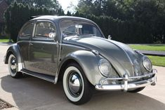 1959 VW Beetle with sun roof Vw For Sale, Bug Car, Sun Roof, Volkswagen Models, Vw Beetles, Antique Cars, Classic Cars, Vw Bugs, Cool