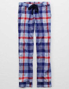 Aerie Real Soft® Flannel Sleep Pant , Winter Dawn | Aerie for American Eagle