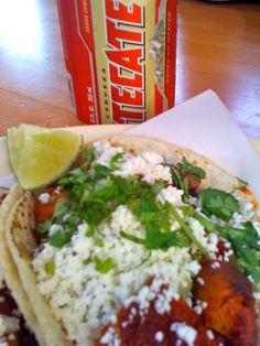Big Star, Chicago. Seriously fantastic tacos. 1531 N. Damen Avenue