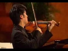 20 Year Old Australian violinist Ray Chen performing Saint Saens' Introduction Et Rondo Capriccioso Op. 28 in the Semi Finals of the 2009 Queen Elisabeth International Violin Competition in Brussels Violin Music, My Music, Chen, Piano Anime, First Prize, 20 Years Old, Classical Music, Competition, Music Videos