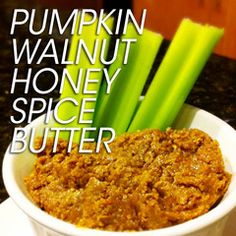 Recipe: Pumpkin Walnut Honey Spice Butter | Bulu Box