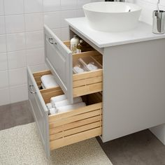 GODMORGON / ODENSVIK Sink cabinet with 2 drawers, Kasjön white, Hamnskär faucet, cm. This bathroom furniture set covers your essential needs from roomy drawers to water and energy-saving faucet. Steel Seal, Recycling Facility, Plastic Foil, Basin Mixer Taps, Laminate Countertops, Wood Drawers, Marble Effect, Drawer Fronts, Of Wallpaper