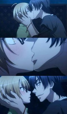 "Love Stage!! ""I'm not your brother you know. I love you Sena!"" (ME:Acting like Fangirl)"