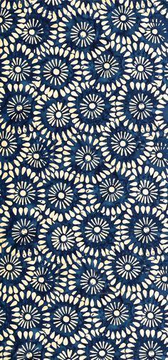 Zusammen mit Weiß strahlt Blau einfach am Schönsten!
