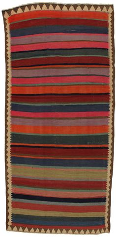 carpetu2. de - Qashqai - Kelim 370x179, 497 € GEFLICKT