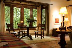 The villa at Inkaterra Machu Picchu Pueblo Hotel