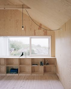 House Morran in Sweden designed by Johannes Norlander Arkitektur