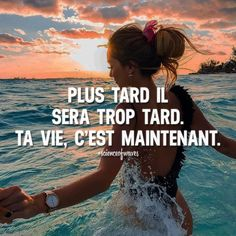 Science Of Waves : Photo Love One Another Quotes, Love Quotes, Inspirational Quotes, Dream Quotes, Motivational Quotes, Jolie Phrase, Burn Out, Quote Citation, French Quotes