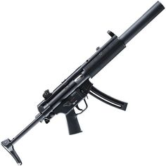 Walther MP5-SD .22 Long Rifle
