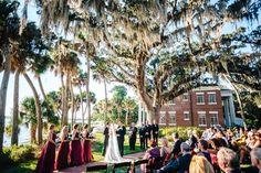 The Bay Preserve at Osprey Wedding Photos