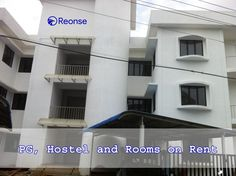 PG Rooms and Hostel are for Rent in Coimbatore - reonse.com