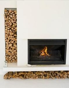 Do or Don't: Stacked Firewood