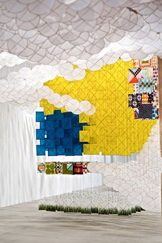 Jacob Hashimoto — Yellow Giant and Gas Giant Studies