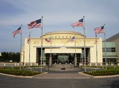 George Bush Presidential Library and Museum, College Station, TX.  Visited October 2008.